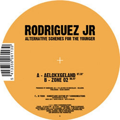 RODRIGUEZ JR - Alternative Schemes For The Younger