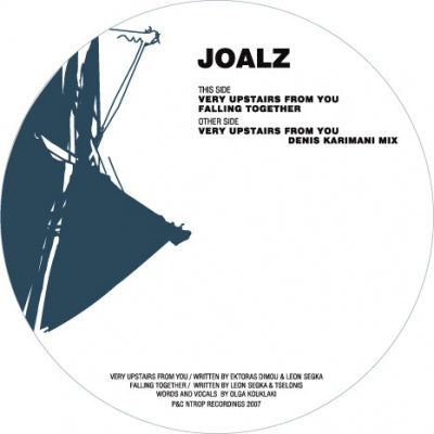 JOALZ - Very Upstairs From You / Falling Together