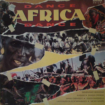 VARIOUS ARTISTS - Dance Africa Dance