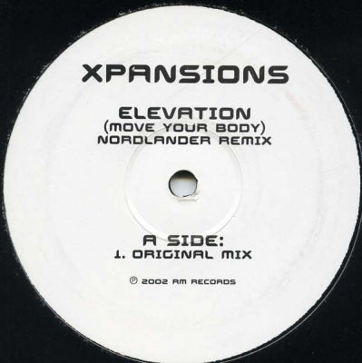 XPANSIONS - Elevation (Move Your Body)