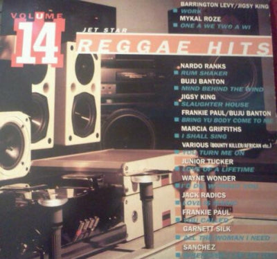 VARIOUS ARTISTS - Reggae Hits Vol. 14