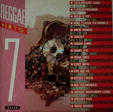 VARIOUS ARTISTS - Reggae Hits Volume 7