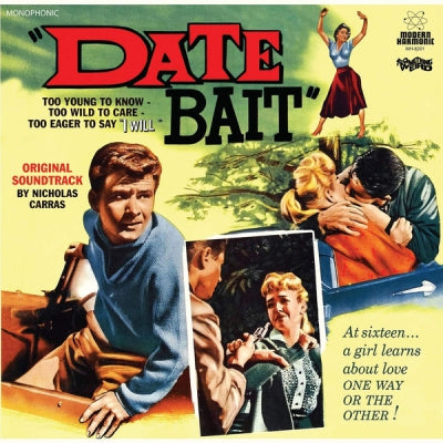 NICHOLAS CARRAS - Date Bait (The Original Motion Picture Soundtrack)