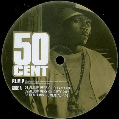 50 CENT - P.I.M.P. Remix