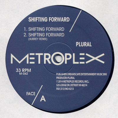 PLURAL - Shifting Forward