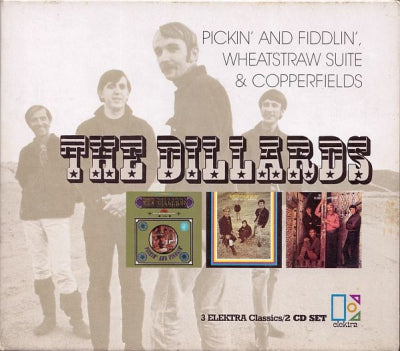 THE DILLARDS - Pickin' & Fiddlin', Wheatstraw Suite and Copperfields