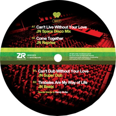 VARIOUS - Remixed With Love By Joey Negro