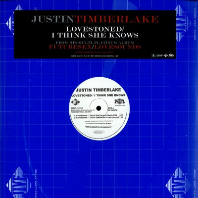 JUSTIN TIMBERLAKE - Lovestoned / I Think She Knows