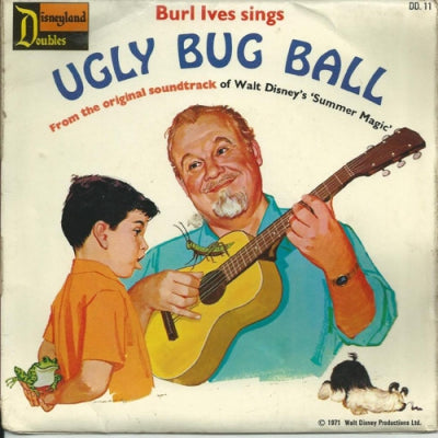 BURL IVES - Burl Ives Sings Ugly Bug Ball (From Walt Disney's Summer Magic)