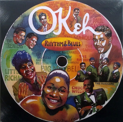 VARIOUS ARTISTS - Okeh Rhythm & Blues