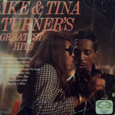 IKE & TINA TURNER - Ike & Tina Turner's Greatest Hits