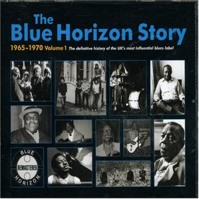 VARIOUS - The Blue Horizon Story