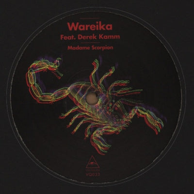 WAREIKA FEAT. DEREK KAMM - Madame Scorpion