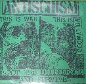 ANTISCHISM - This Is War E.P.
