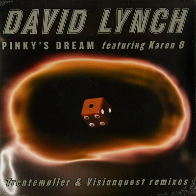 DAVID LYNCH FEATURING KAREN O - Pinky's Dream