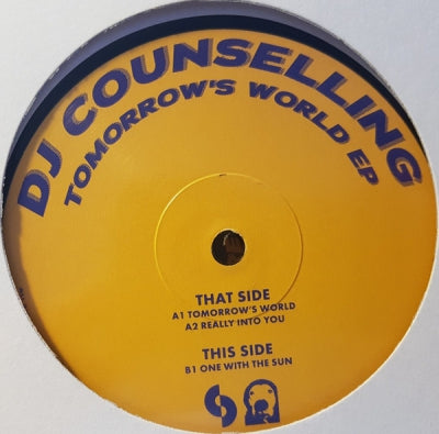 DJ COUNSELLING - Tomorrow's World EP