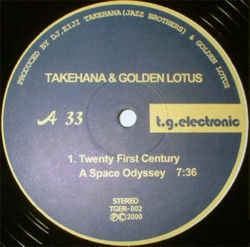 TAKEHANA & GOLDEN LOTUS - Twenty First Century