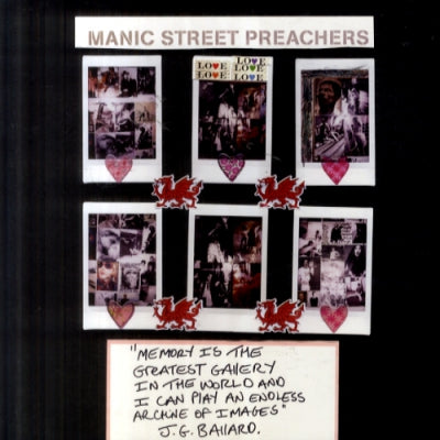 MANIC STREET PREACHERS - On Track With SEAT