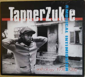 TAPPER ZUKIE - Musical Intimidator
