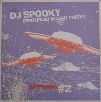 DJ SPOOKY - Catechism #2 featuring Killah Priest