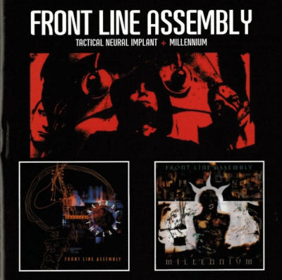 FRONT LINE ASSEMBLY - Tactical Neural Implant + Millennium