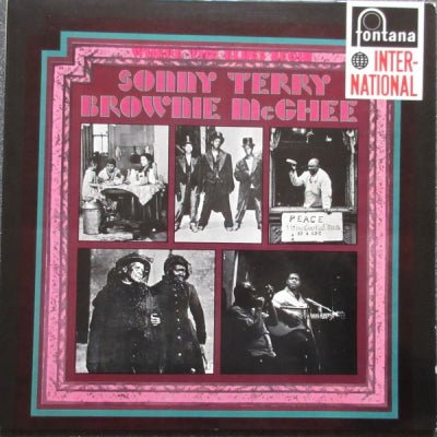 SONNY TERRY & BROWNIE MCGHEE - Where The Blues Begin