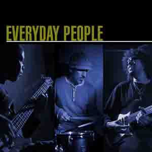 EVERYDAY PEOPLE - The Soul Quarter E.P.