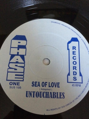 UNTOUCHABLES - Sea Of Love / Help Us Jah