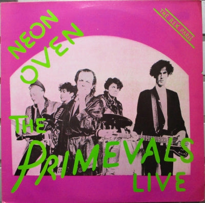 THE PRIMEVALS - Neon Oven