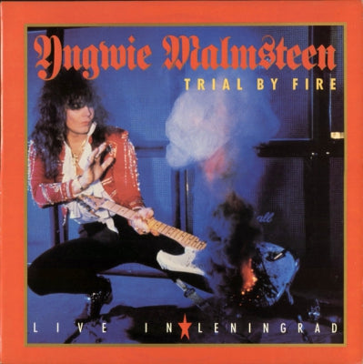 YNGWIE MALMSTEEN - Trial By Fire: Live In Leningrad