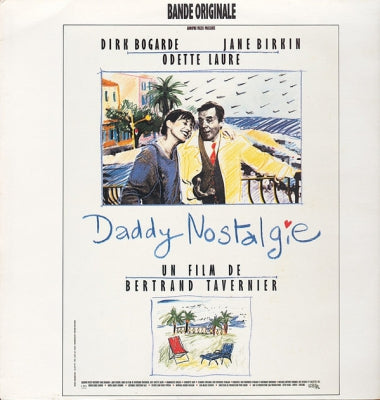 ANTOINE DUHAMEL ET RON CARTER - Daddy Nostalgie ( Original Motion Picture Soundtrack )