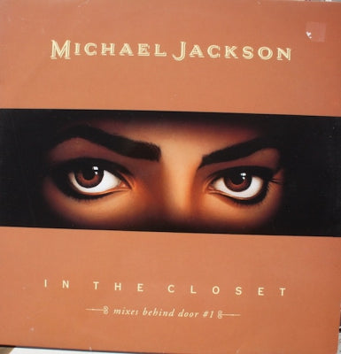 MICHAEL JACKSON - In The Closaet