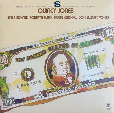 QUINCY JONES - Dollar (Original Sound Track)