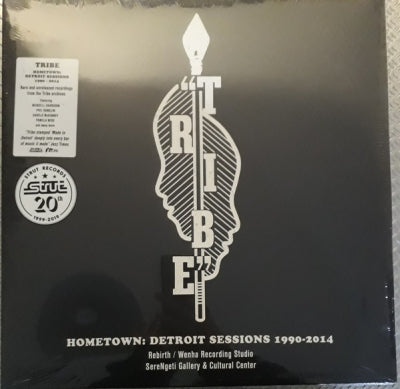 VARIOUS ARTISTS - Hometown: Detroit Sessions 1990-2014