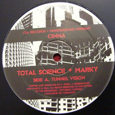 TOTAL SCIENCE + MARKY - Battle Mix Volume 3