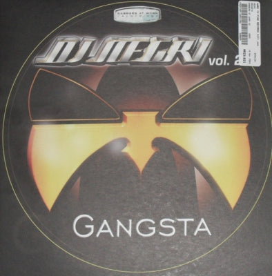 DJ NEGRI VOL. 2 - Gangsta