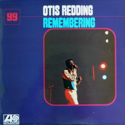 OTIS REDDING - Remembering