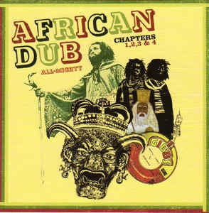 JOE GIBBS AND THE PROFESSIONALS - African Dub All-Mighty Chapters 1, 2, 3 & 4