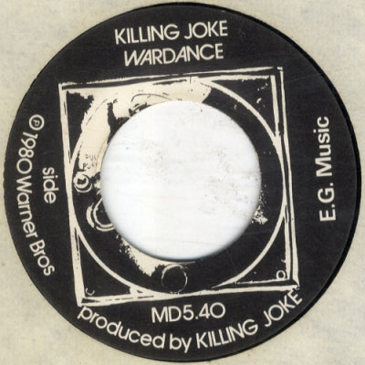 KILLING JOKE - Wardance / Pssyche