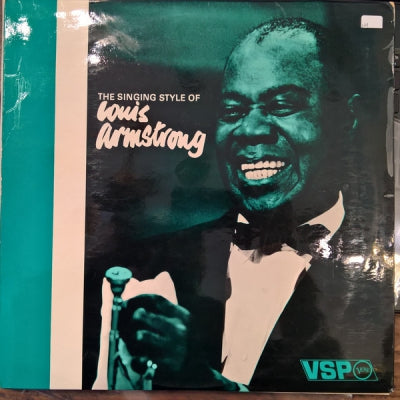 LOUIS ARMSTRONG - The Singing Style of Louis Armstrong