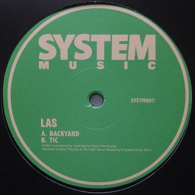 LAS - Backyard / Tic