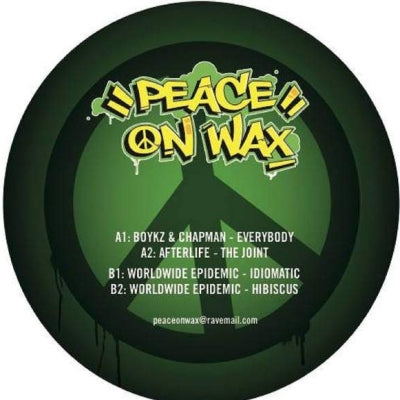 VARIOUS - Peace On Wax Compilation