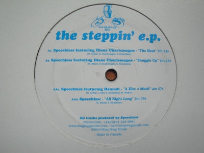SPEECHLESS - The Steppin' E.P