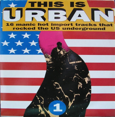 VARIOUS ARTISTS - This Is Urban