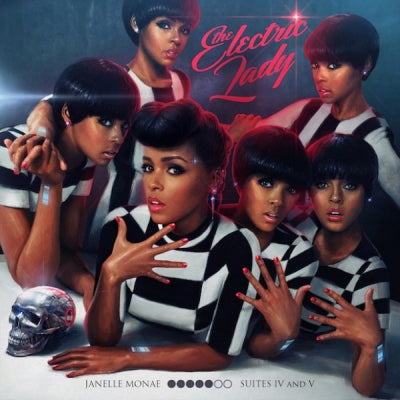 JANELLE MONAE - Suites VI And V