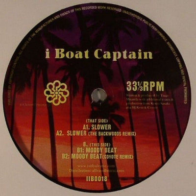 I BOAT CAPTAIN - Slower / Moody Beat