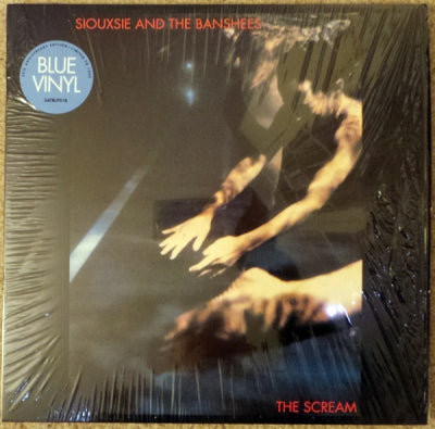 SIOUXSIE AND THE BANSHEES - The Scream