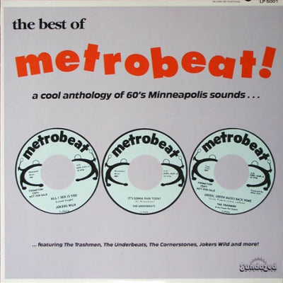 VARIOUS - The Best Of Metrobeat