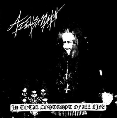 AZELISASSATH - In Contempt Of All Life