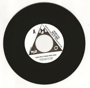 AMJ MEETS RSD - Depth Drop / Sign Of The Dub